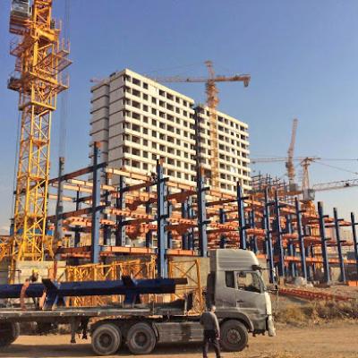 صنعتی سازی ساختمان