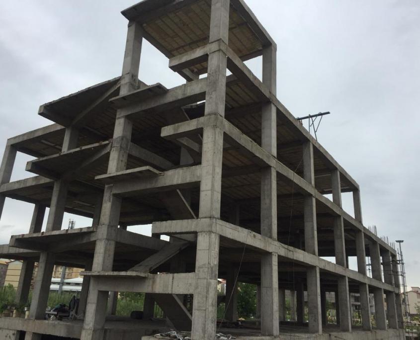 ساختمان فرهنگی اداری مرکز خدمات حوزه علمیه رشت